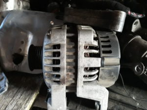 Alternator Opel Vectra