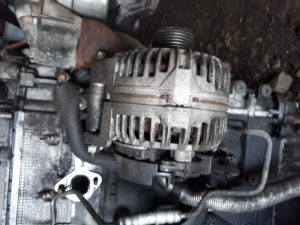 alternator opel zafira