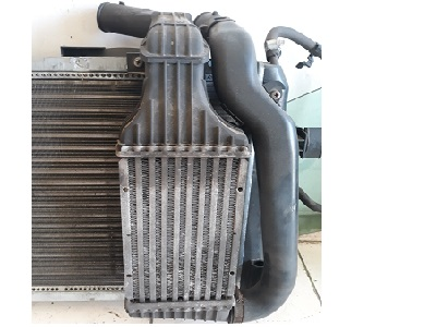 Radiator intercooler Opel Astra G