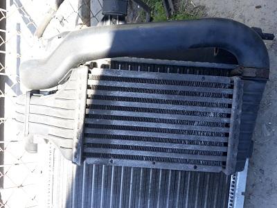 Radiator-intercooler-Opel