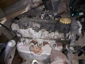 Chiuloasa opel astra motor x16sz