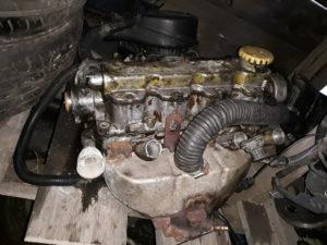 Chiuloasa Opel Astra F motor C 14 NZ