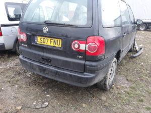 Hayon VW Sharan 2